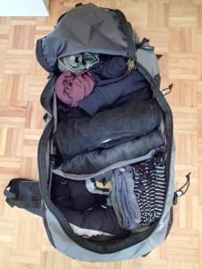 sac ouvert