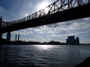Queensboro Bridge & Manhattan